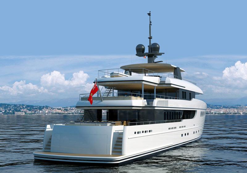 Kinghship 156'