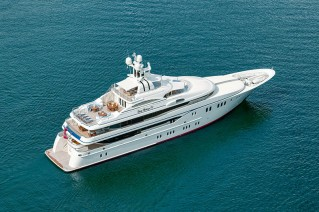 Yacht Lady Kathryn V