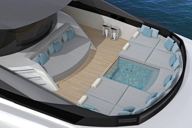 ISA 67 M GranTurismo » Yacht Première - Yacht Première